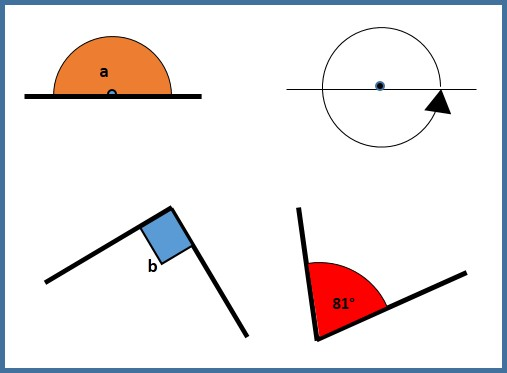 ejemplo 2 de cual es un angulo completo.